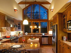 Interested in kitchen design?  Contact Michigan Building Specialties!